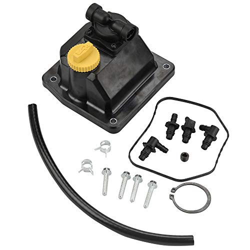 POEMQ 2455910-S Fuel Pump for Kohler CH18 CH19 CH20 CH22 CH23 CH25 CH640  CH730 Engines Replace 24-559-02-S 24-559-03-S 24-559-05-S 24-559-08-S