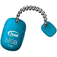 TEAMGROUP T151 Water Proof USB 2.0 Flash Drive 32gb - Blue
