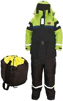 Floatinganzug EN ISO-Norm 12402-5 Team Norway Overall