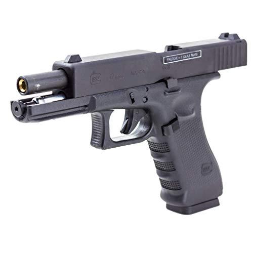 Glock 17 Gen4 gaz Airsoft-Réplique à Billes-Semi-Automatique-Culasse métal -blowback-Puissance 0.5 Joule… 3