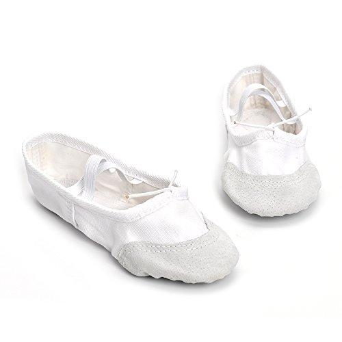 ESTAMICO - bailarinas Niñas Weiß