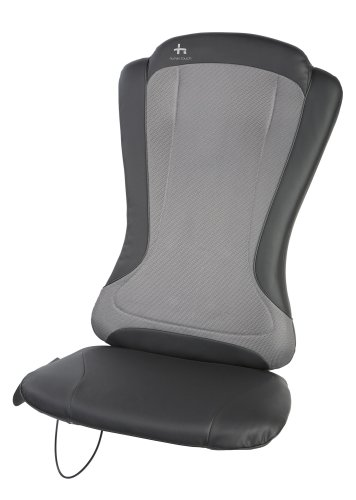 chair massager pad. human touch ht-1470 back pad with robotic massage technology chair massager