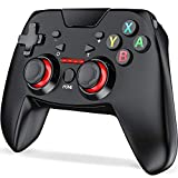 Image of Wireless Switch Pro Controller for Nintendo Switch, Adjustable Turbo Function Pro Switch Game Controller Supporting Motion Vibration Function, High Performance Switch Remote Gamepad by HUIMEOW