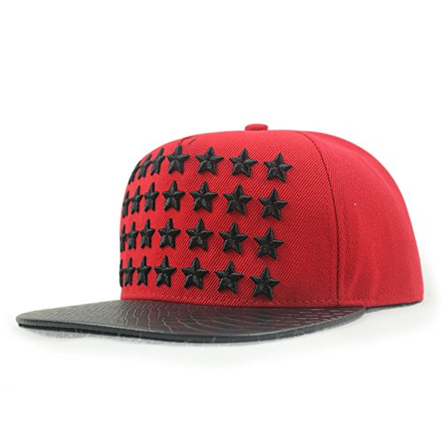 1 Liufeilong Hat, Punk Style Hiphop Hiphop Embroidery Hip hop Baseball Cap