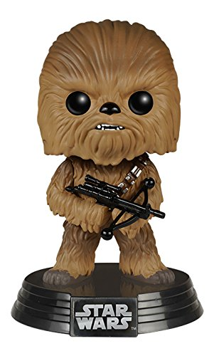 Funko Pop Star Wars The Force Awakens - Chewbacca (Star Wars Chewbacca Costume)