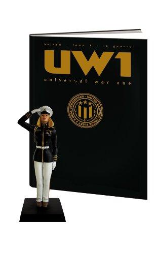 Universal War One, Tome 1 : La genèse : Edition collector Soleil 20 ans avec une figurine