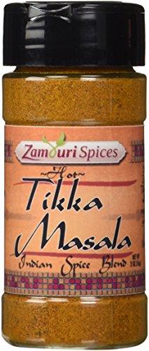 (Tikka Masala Hot 2.0 oz by Zamouri Spices)