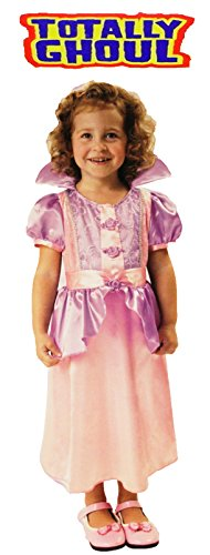 Totally Ghoul Lil Pink Princess Halloween Costume NWT Toddlers 2-4]()