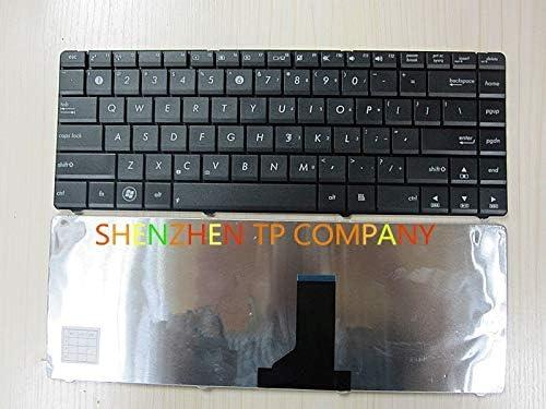 Laptop Keyboard for ASUS N43J A42 A42JC K42 K42D X42J P42J X84L Service US Version Black Colour