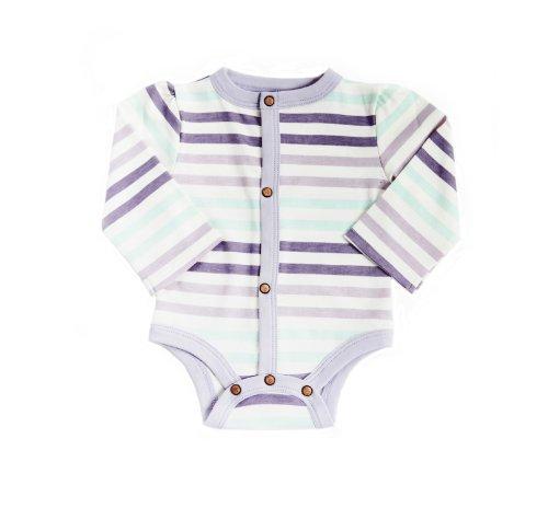 Finn + Emma Baby Girls' Longsleeve Bodysuit