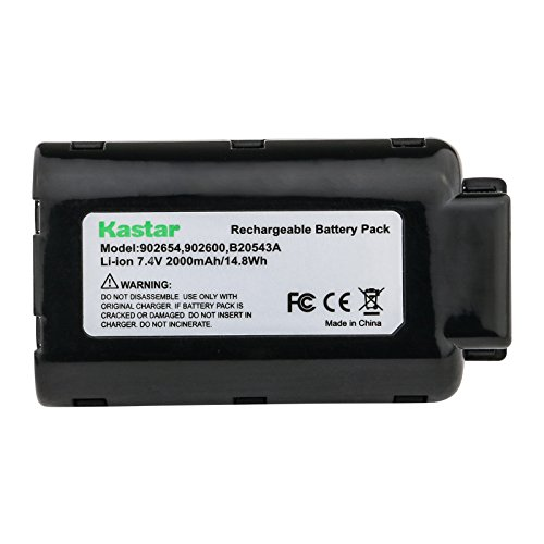 Kastar Battery 1 Pack, Li-ion 7.4V 2000mAh, Replacement for