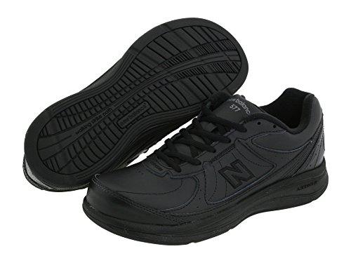 可動式殺す顧問(ニューバランス) New Balance レディースウォーキングシューズ?靴 WW577 Black 12 (29cm) 2A - Narrow