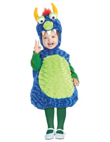 [Monster Costume Size: Large] (Cute Monster Halloween Costumes)