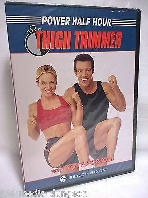 Amazon.com: Power Half Hour Thigh Trimmer with Tony Horton: Home ...