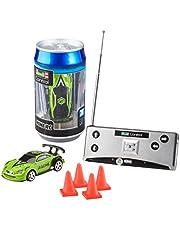 Revell Control 23560 Mini RC RacingCar uit het doosje met 40 MHz-afstandsbediening incl. laadfunctie, LED-licht, korte laadtijd, lange rijtijd kleine afstandsbediening auto, sportwagen