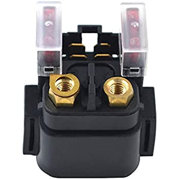 Amazon com: Starter Solenoid Relay Replacement For Yamaha YZF600