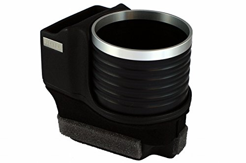(ALCABO drink holder black / Ring Cup 996/986 AL-104BS for left-hand drive)