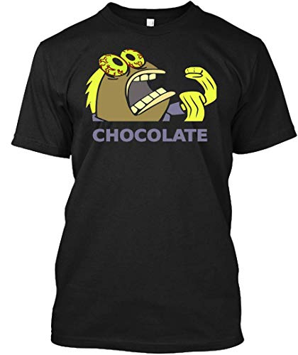Chocolate Fish from Spongebob Tee|T-Shirt -