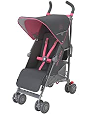 Save on Maclaren Quest - Silla de paseo, Multicolor (Charcoal/Primrose) and more