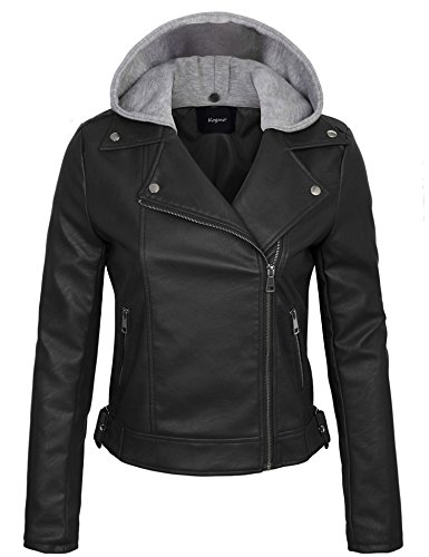Double Breast Black Jacket - 3