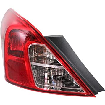 Genuine Nissan Driver Left Rear Tail Lamp Light 26555-3AN0A