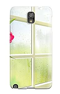 Hot Snap-on Pretty Window Hard Cover Case/ Protective Case For Galaxy Note 3