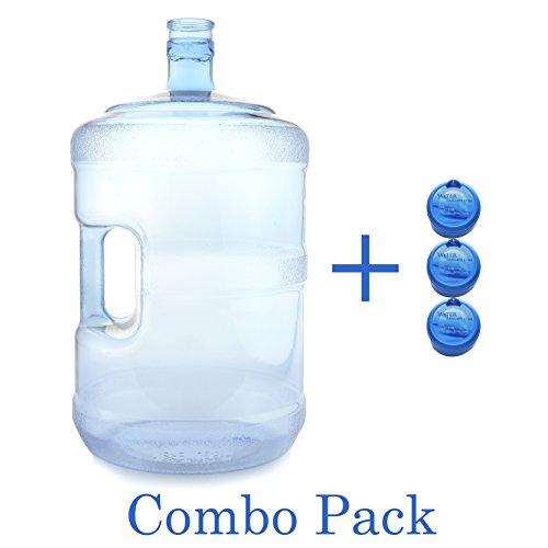 5 gallon bpa free water bottle - 8