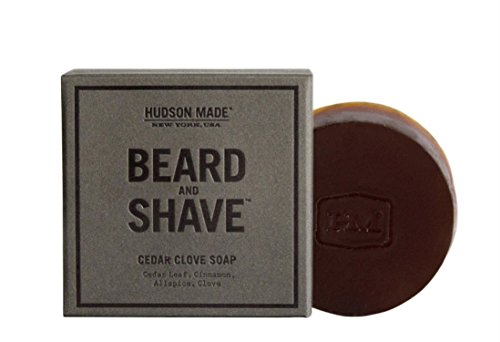 Hudson Made - Beard & Shave Soap (Original White)