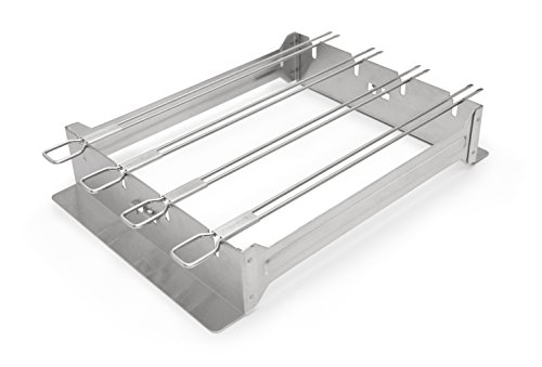 Broil King 69138 Narrow Kebab Rack