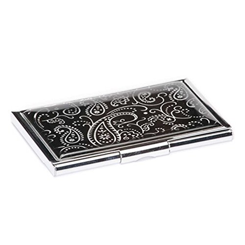 Paisley Business Card Case