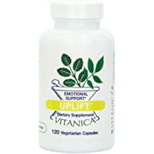 Vitanica Uplift , Emotional Support, 120 Vegetarian Capsules