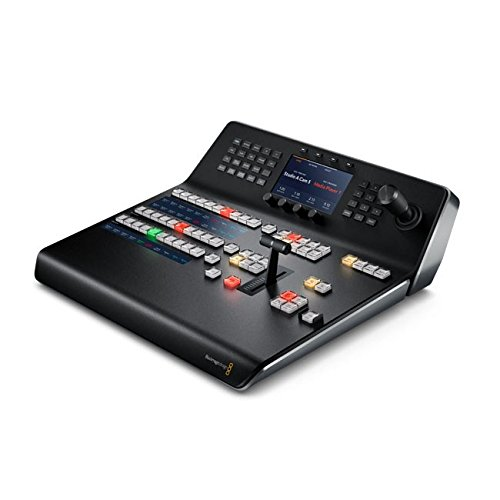 Blackmagic Design ATEM 1 M/E Advanced Broadcast Panel - Live Production Switcher