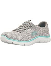 Women's Sport Empire - Rock Around Relaxed Fit Fashion Sneaker