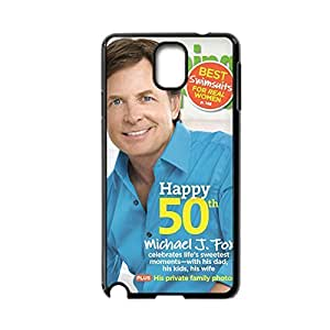 With Michael J Fox Actor For Galaxy Samsung Note3 Design Phone Case For Child Choose Design 4
