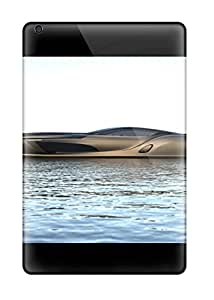 Ipad Mini/mini 2 Hard Back With Bumper Silicone Gel Tpu Case Cover Superyacht Vehicles Cars Other