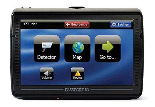 Escort Passport Widescreen Portable Navigator