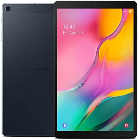 Samsung Galaxy Tab A 10.1 64 GB Wifi Tablet Black (2019) 41lWRLC6hwL