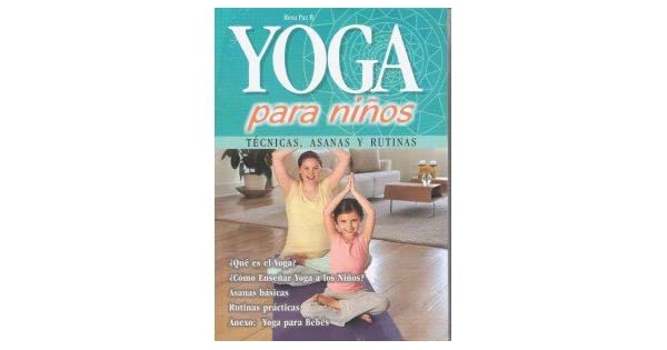 Amazon.com: Yoga Para Niños - Técnicas-asanas-rutinas ...