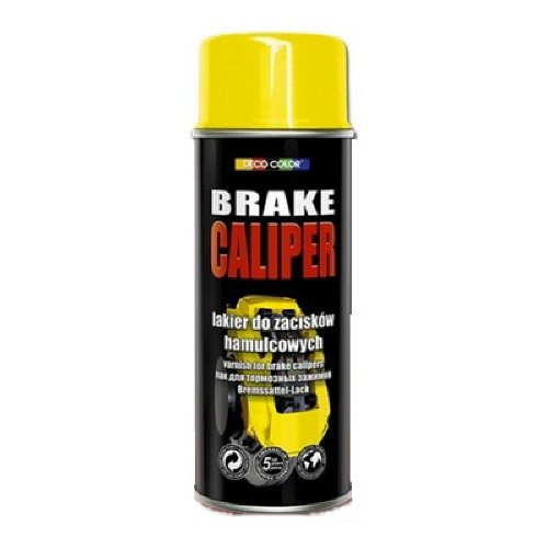 3 Stü ck 400ml Bremssattellack Bremssattel Farbe gelb Fahrzeugteile Hoffmann