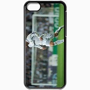 XiFu*MeiPersonalized iphone 5/5s Cell phone Case/Cover Skin Cristiano Ronaldo Real Madrid BlackXiFu*Mei