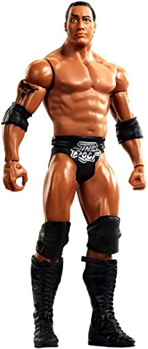 WWE SummerSlam Action The Rock -