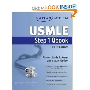 KaplanMedical USMLE Step1 Qbook(KaplanUsmle5th Edition