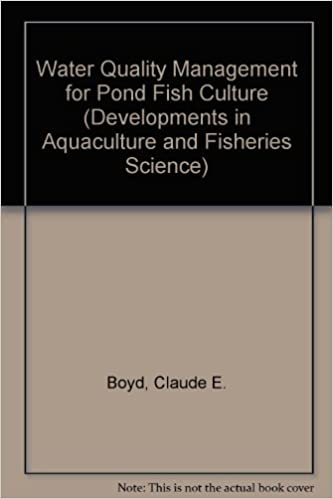 Water quality management for pond fish culture developments in water quality management for pond fish culture developments in aquaculture and fisheries science fandeluxe Images