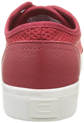 Sneakers Top Women's RAW STAR Low G Lo Magg Red Red w0Y44q