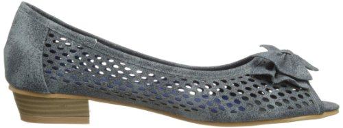 Lunar Flc270 - Sandalias de Vestir de otras pieles mujer azul - Bleu (Blue)
