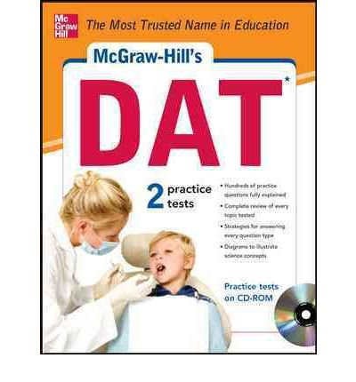 McGraw-Hill's DAT with CD-ROM (Mcgraw-hill Test prep) (Mixed media product) - Common PDF