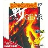斬・GEAR 【ゲームギア】