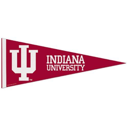 WinCraft NCAA Indiana University Premium Pennant, 12