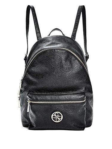 GUESS Leeza Quattro Embossed Backpack