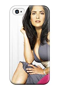7882266K55673492 Excellent Design Salma Hayek 2010 Latest Phone Case For Iphone 4/4s Premium Tpu Case